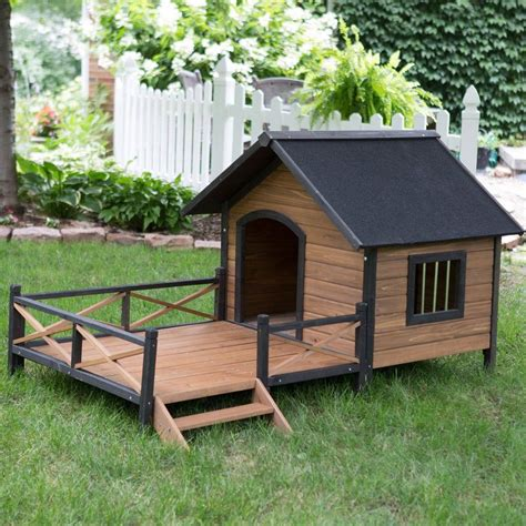 Large-Outdoor-Dog-House-Plans