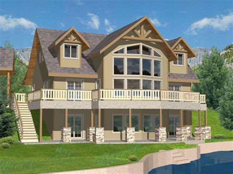 Large-Rustic-House-Plans