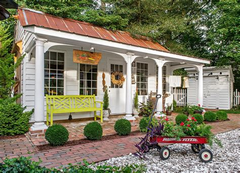 Large-Shed-With-Porch-Plans