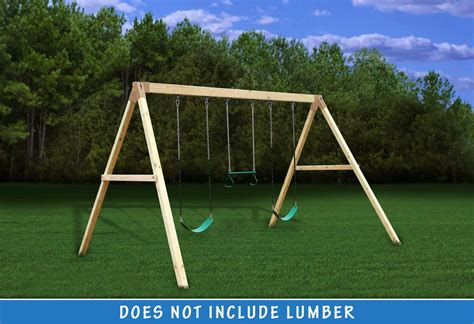 Large-Swing-Set-Plans