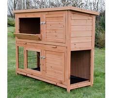 Best Large rabbit hutch and run uk