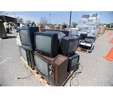 Best Large tv disposal