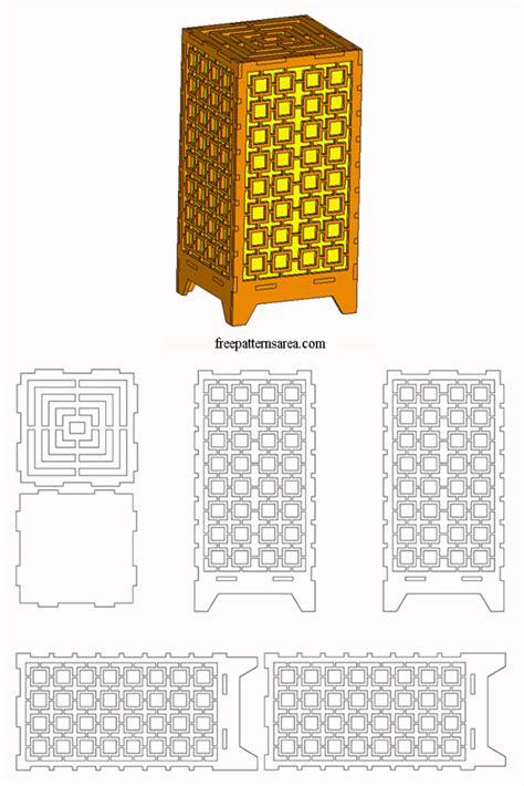 Laser-Cut-Desk-Lamp-Plans