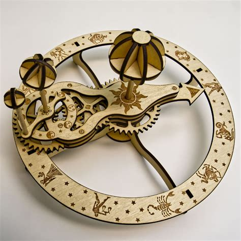 Laser-Cut-Wood-Projects