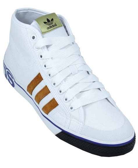 Latest Adidas High Top Sneakers