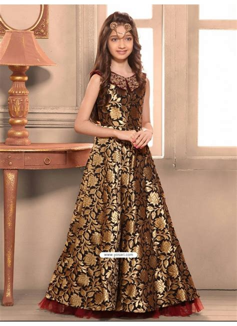 Latest Designs Of Indo Western Dress For Girls