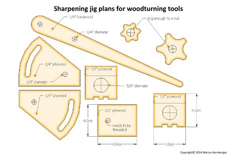 Lathe-Tool-Grinding-Jig-Plans