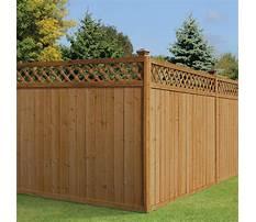 Best Lattice fence lowes.aspx