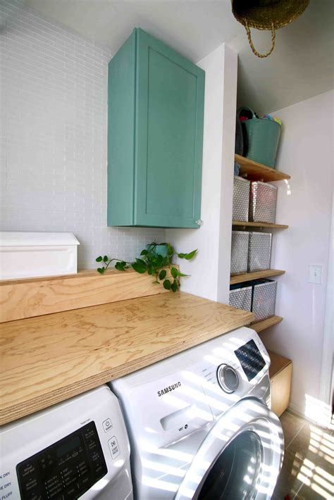 Laundry Room Countertop Diy Projects