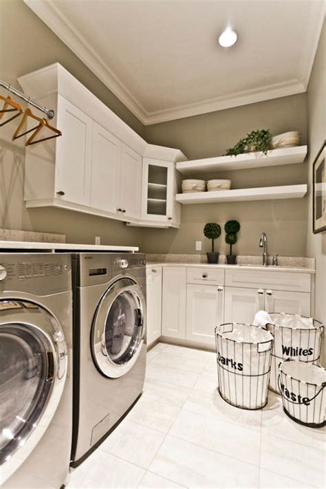 Laundry Room Plans And Ideas