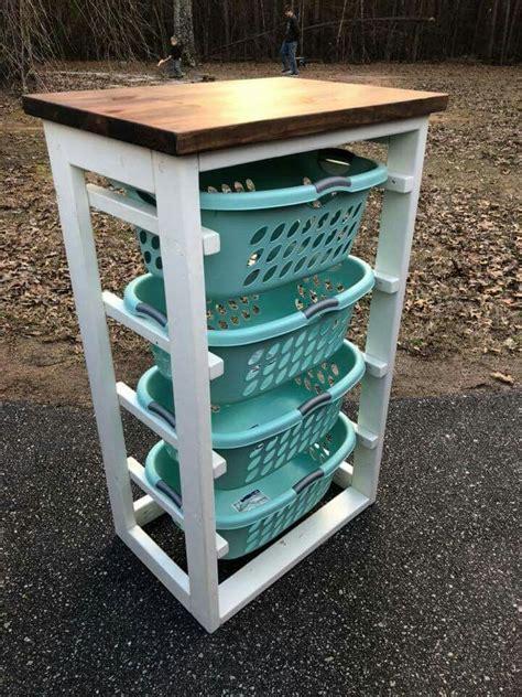 Laundry-Basket-Cabinet-Plans