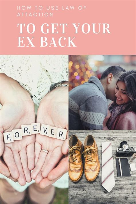 @ Law Of Attraction Ex Back  Guide To Manifesting Your Ex Back.