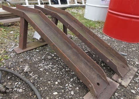 Lawn Mower Trailer Ramp Blueprints For Kids