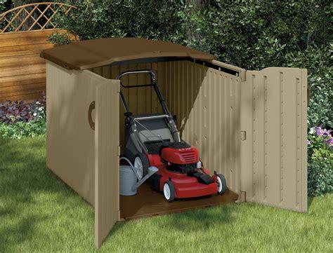 Lawn-Mower-Storage-Box-Plans