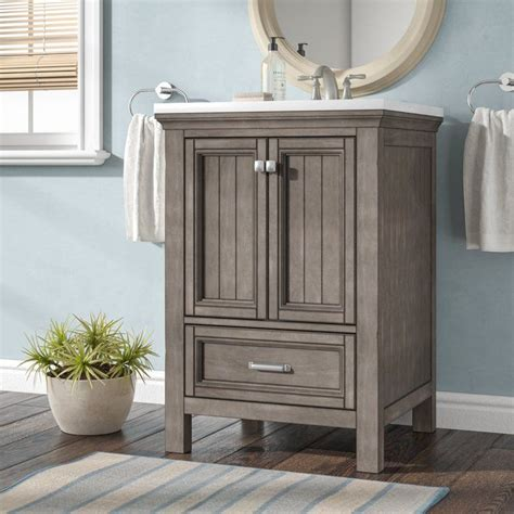 Layla 24 Single Bathroom Vanity Base Only