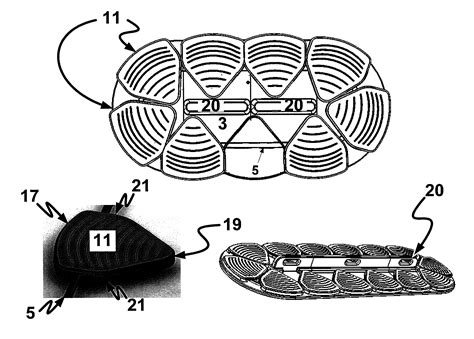 Lazy Susan Plan Oblong