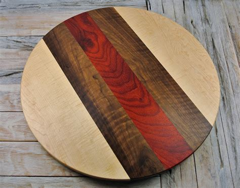Lazy Susan Woodworking Plans