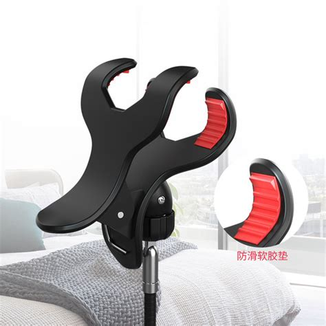 Lazy mobile phone holder bedside watching TV movie desktop bed with live multi-function universal clip