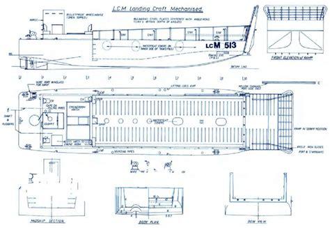 Lcm-3-Landing-Craft-Plans