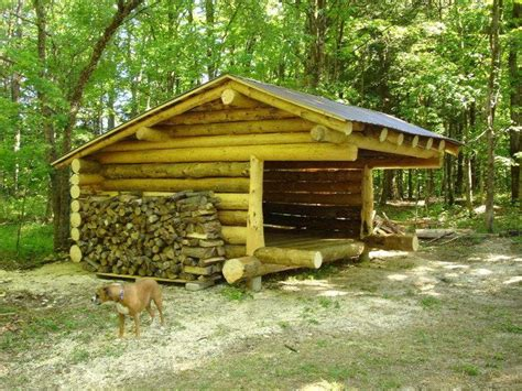 Lean To Camping Building Plans Free