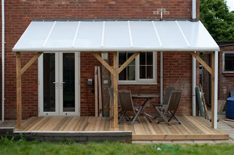 Lean To Pergola With Roof Plans