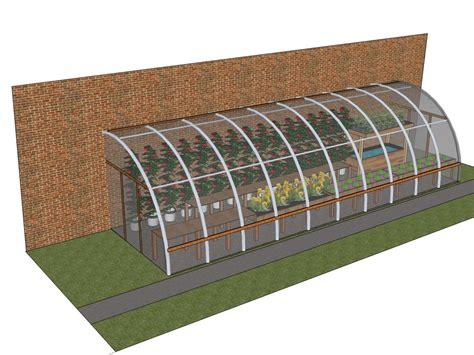 Lean-To-Pvc-Greenhouse-Plans