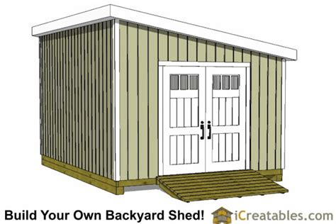 Lean-To-Shed-Plans-12x24