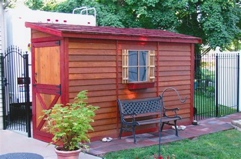 Lean-To-Storage-Shed-Diy
