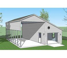 Best Lean to pole barn plans.aspx