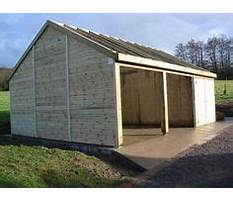 Best Lean to shed plan.aspx