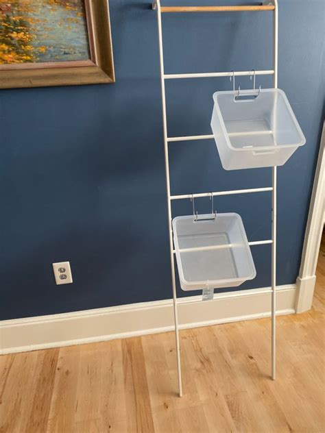 Leaning Towel Rack Diy Network