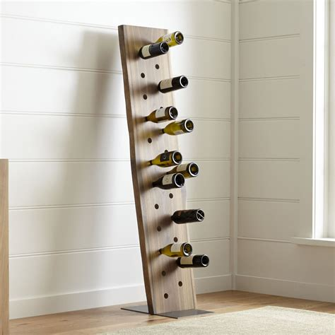 Leaning Wine Rack Diy Youtube