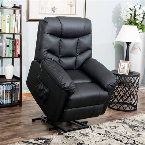 Leather Recliners For The Elderly
