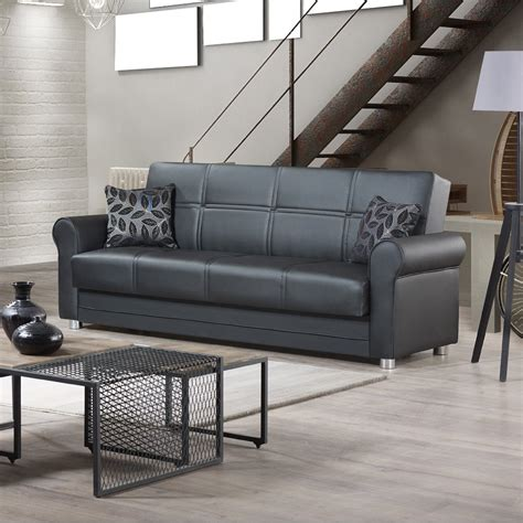 Leather Sleeper Sofa Set Same Day Delivery