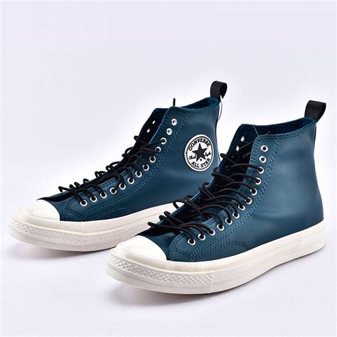 Leather Converse High Tops Review