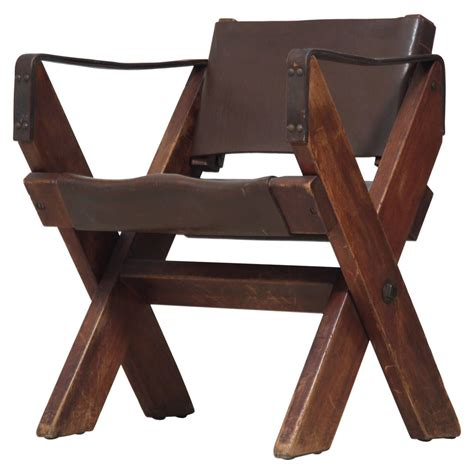 Leather-Folding-Chair-Plans