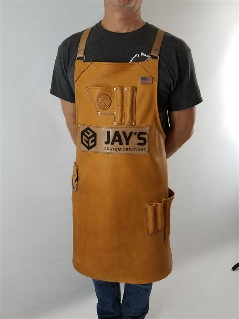 Leather-Woodworking-Apron