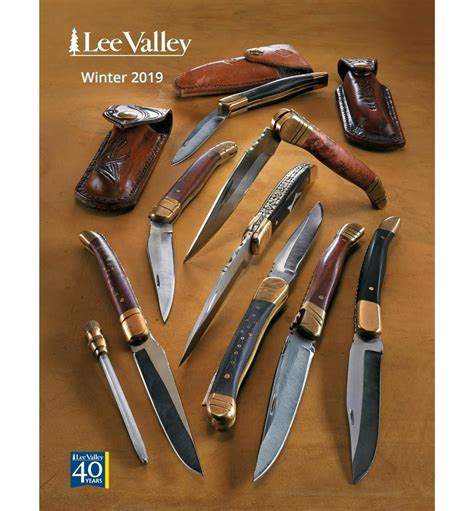 Lee Valley Free Woodworking Catalogs By Mail
