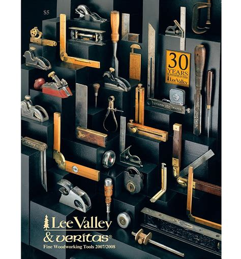 Lee Valley Woodworking Books