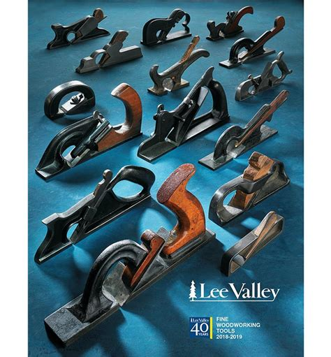 Lee Woodworking Catalog