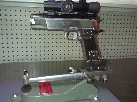 Lee Pistol Rest Grips And M2 Pistol Grip Stock