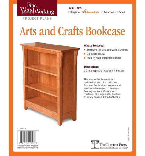 Lee-Valley-Bookcase-Plans
