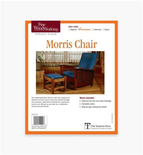 Lee-Valley-Morris-Chair-Fine-Woodworking