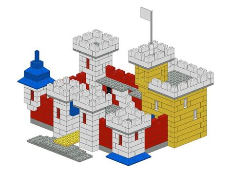 Lego Building Plans For Kids