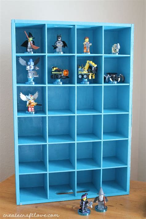Lego Dimensions Storage Diy Ideas