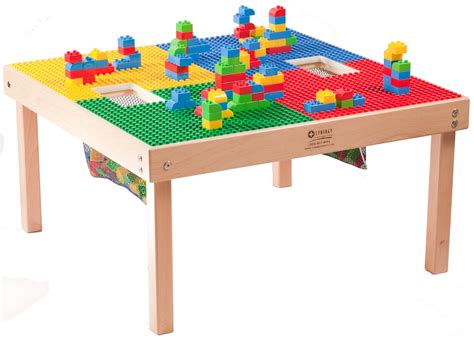 Lego Duplo Table With Storage