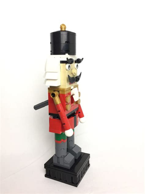 Lego Nutcracker Plans Free
