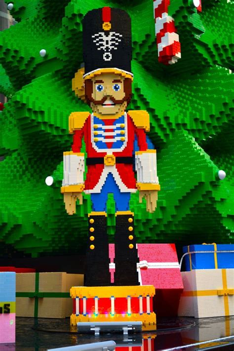 Lego Nutcracker Plans Soldier