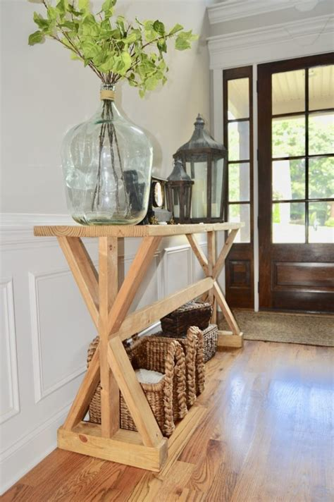 Lego Table Diy Instructions Rustic Mudroom