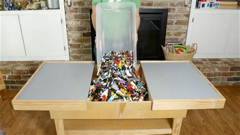 Lego Table Diy Plans